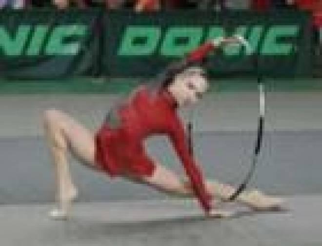 В Саранске стартовали соревнования по художественной гимнастике