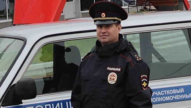 Участковому из Мордовии нужна поддержка в финале всероссийского конкурса
