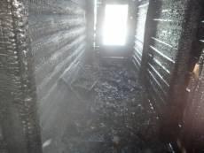 В Мордовии пенсионерка сгорела в собственной кровати
