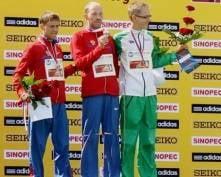 Ходоки Кирдяпкин и Лашманова (Мордовия) претендуют на звание лучших спортсменов мая в Европе