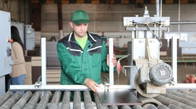 На новой мебельной фабрике в Рузаевке ждут продвинутых сотрудников