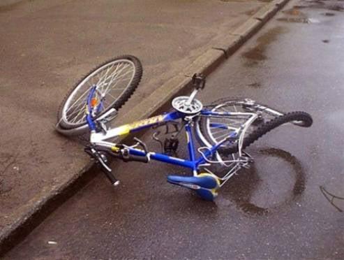 В Саранске столкнулись «семёрка» и второклассник на велосипеде