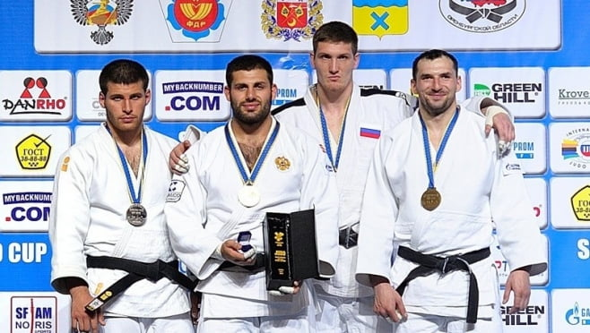 Мордовские борцы достойно выступили на Кубке Европы