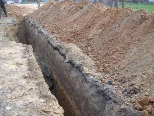 В Кочкуровском районе при проведении земляных работ погиб мужчина