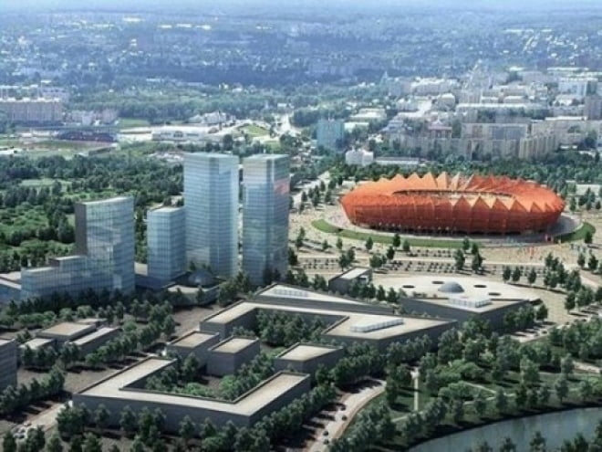 Глава Мордовии призвал ускорить темпы строительства объектов ЧМ-2018