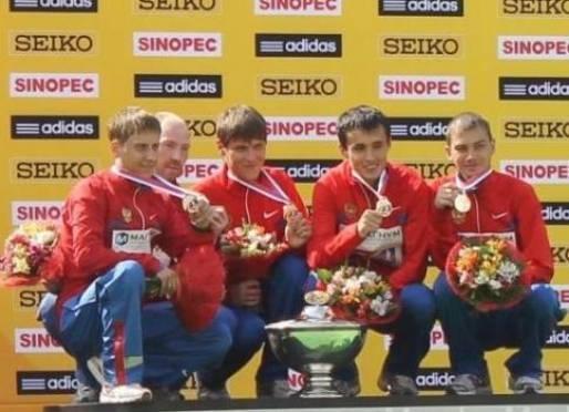 Глава Мордовии пожелал удачи на Олимпиаде скороходам из региона-13