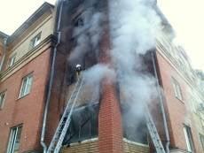 Пожар в элитной многоэтажке Саранска: неожиданная криминальная развязка