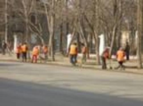 Мэр Саранска предложил привлекать к зимней уборке города гастарбайтеров