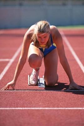 Республиканские соревнования по легкой атлетике постер