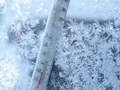 На Мордовию идут аномальные холода