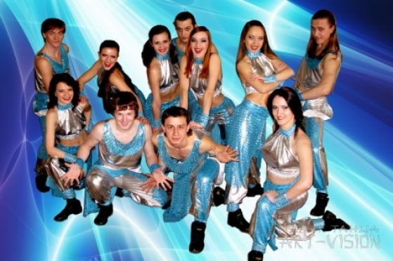 Мордовскому коллективу «Art-Vision» покорилась «Планета талантов»