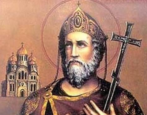 В Саранске может появиться памятник князю Владимиру