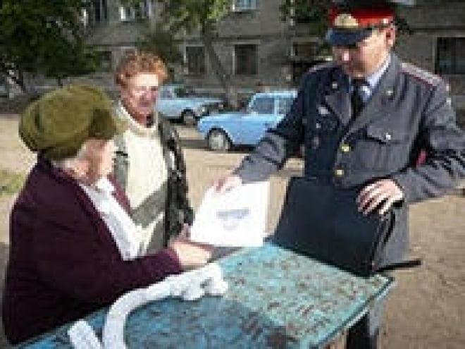 Полицейские Саранска выйдут в народ