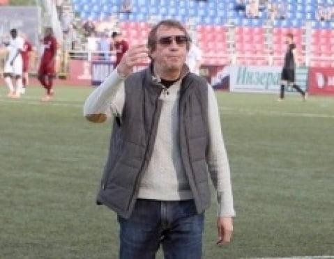 После «Мордовии» Юрий Сёмин может возглавить махачкалинский «Анжи»