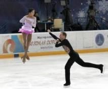 Представители Мордовии Базарова и Ларионов стали чемпионами России в парном катании