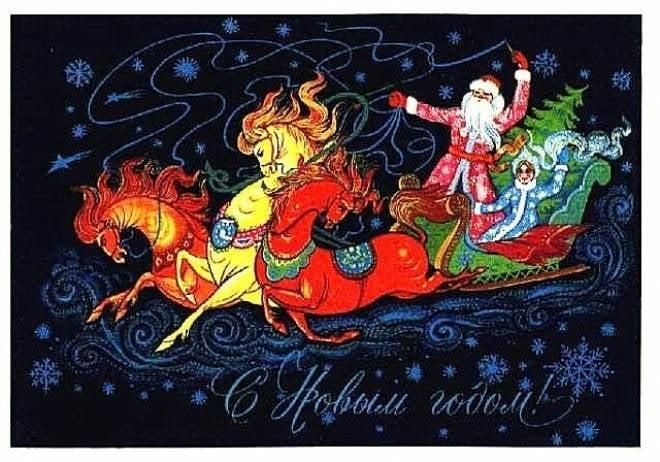 В Саранске проходит ярмарка новогодних открыток