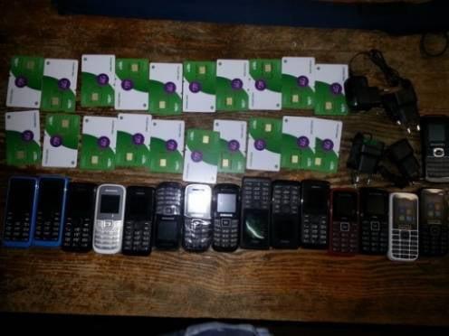 В Мордовии до осужденных не долетели мобильники