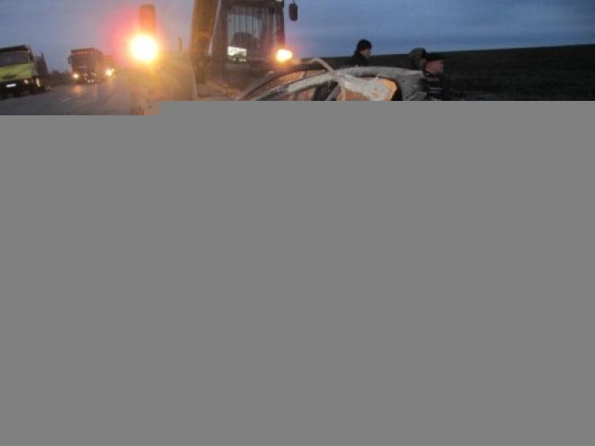 Житель Мордовии погиб в лобовом столкновении «девятки» с фурой