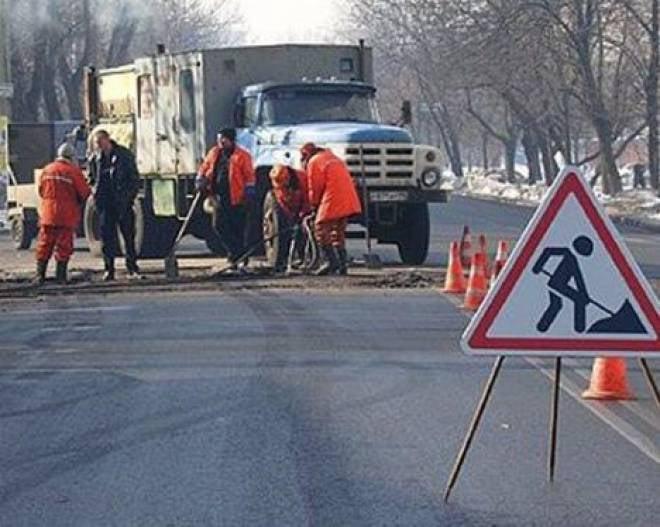 В Саранске обрушился коллектор под проезжей частью