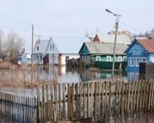 Жителям Мордовии, пострадавшим от паводка, будет выделено 620 млн. рублей компенсации