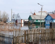 В Саранске подготовлены пункты для эвакуации из зоны подтопления