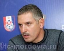 Главный тренер ФК «Мордовия» Федор Щербаченко: «Будем надеяться, что меня не уволят»