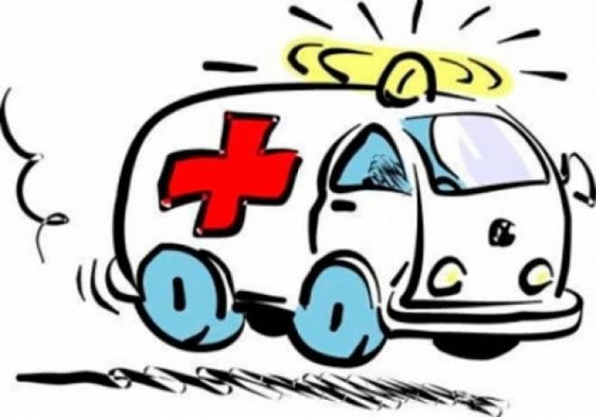 В Саранске «скорая» врезалась в экскаватор: пострадали трое