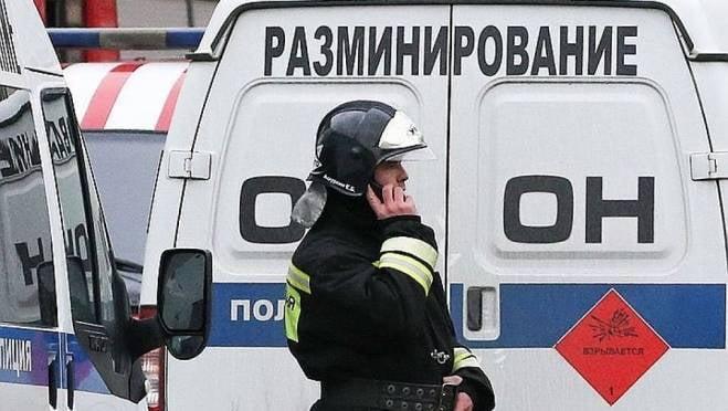 Мэрию в Саранске оцепили спецслужбы, поступил сигнал о готовящемся взрыве