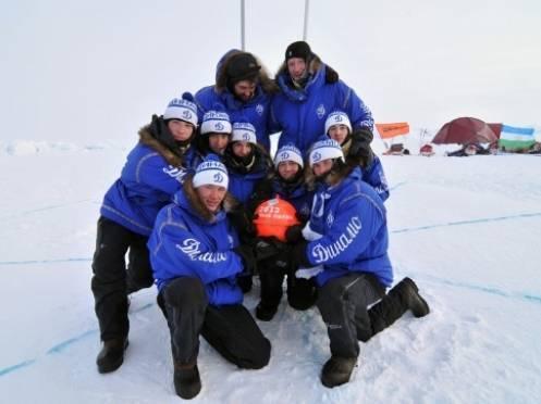 Саранский школьник вернулся из экспедиции к Северному полюсу
