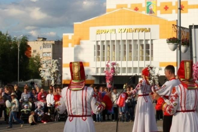 Достижения культуры Мордовии провезли по районам