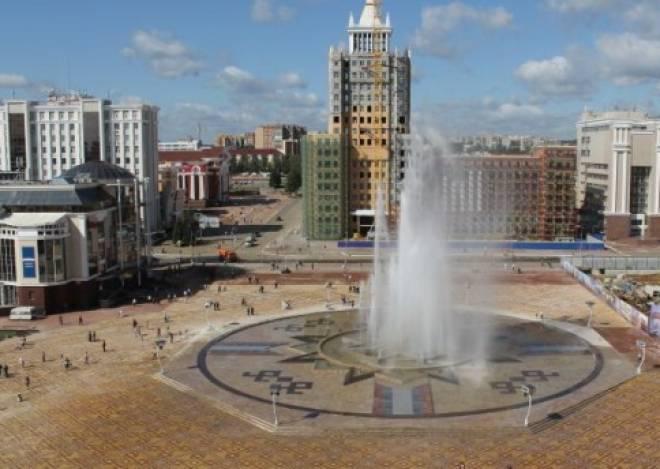Площадь Тысячелетия в Саранске не выдержала испытания зимой