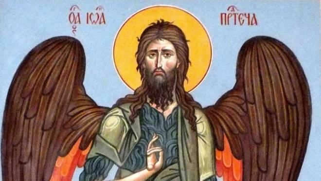 В Саранск привезут мощи Иоанна Крестителя