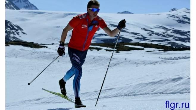 Артём Мальцев завоевал третью медаль в Кировске