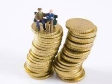 Трудовые пенсии в этом году повысят дважды