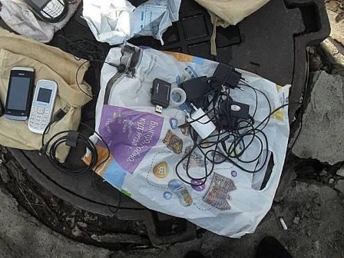 Заключенным Дубравлага Мордовии пытались передать 11 мобильников