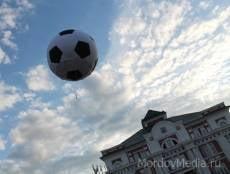Проект Саранска - в финале престижной национальной премии «Спорт и Россия – 2015»
