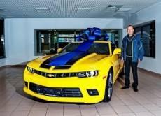 Рабочий из Саранска - владелец Chevrolet Camaro