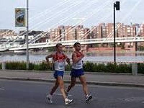 Ходоки из Мордовии взяли золото чемпионата Европы