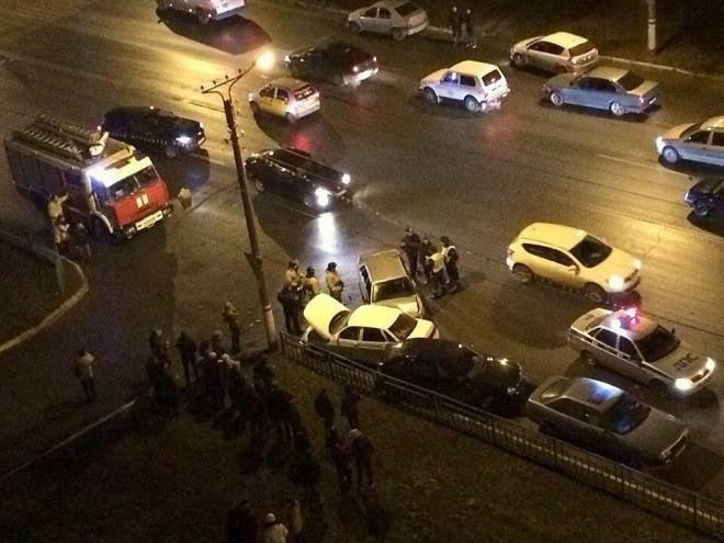 За сутки в Мордовии произошло три тройных ДТП