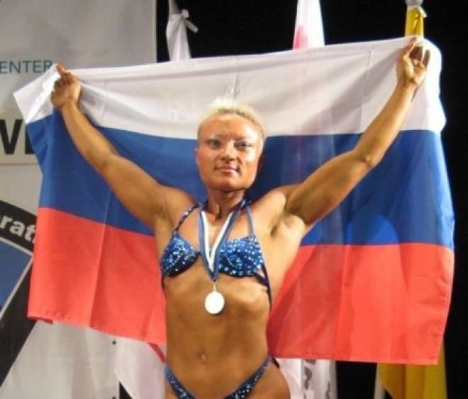 Мордовская культуристка привезла победу с чемпионата Европы
