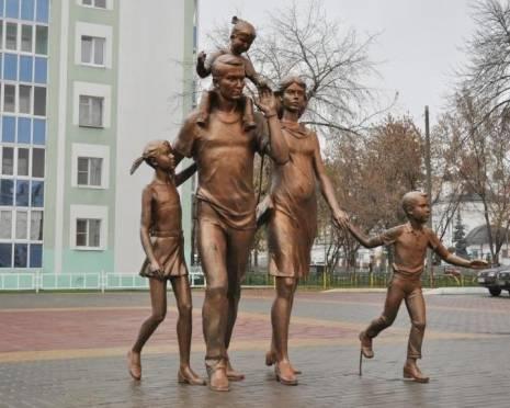 Саранский памятник назвали одним из самых добрых в мире