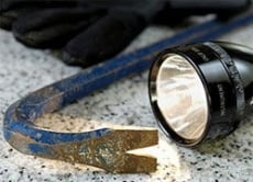 В Мордовии грабитель уснул на месте преступления