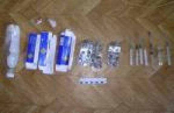 В период новогодних каникул в Саранске ликвидировано 5 наркопритонов
