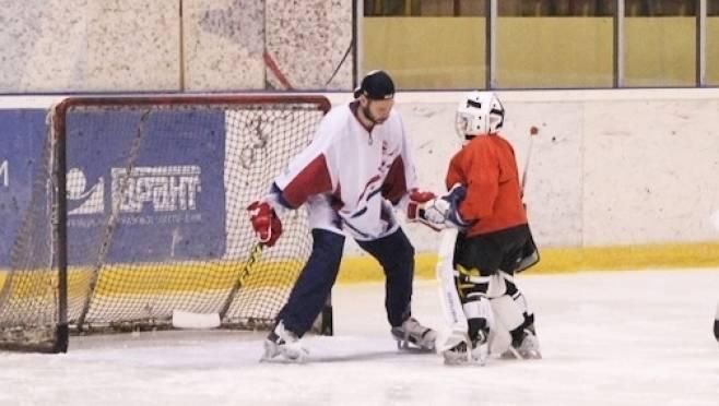 Хоккеисты «Мордовии» поделятся секретами мастерства с юными спортсменами