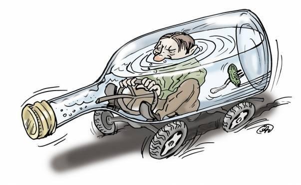 В Мордовии молодому парню придётся отработать пьянку за рулём
