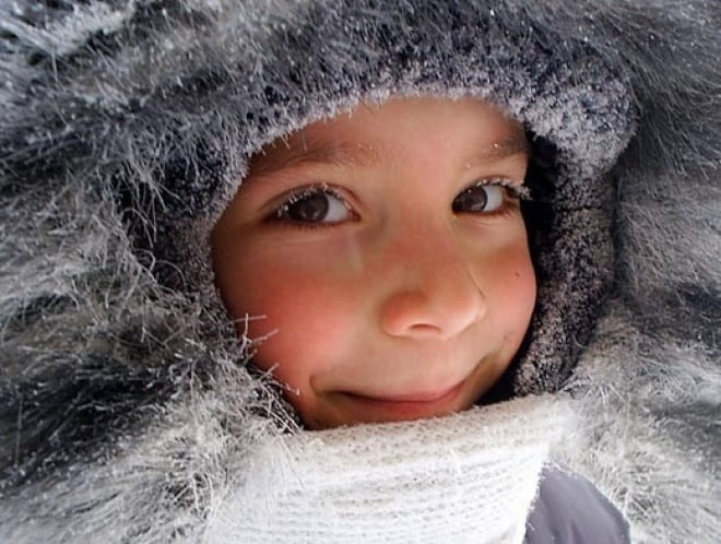 В Мордовии из-за мороза отменили занятия в школе