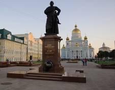 Мордовия отметит юбилей адмирала Ушакова