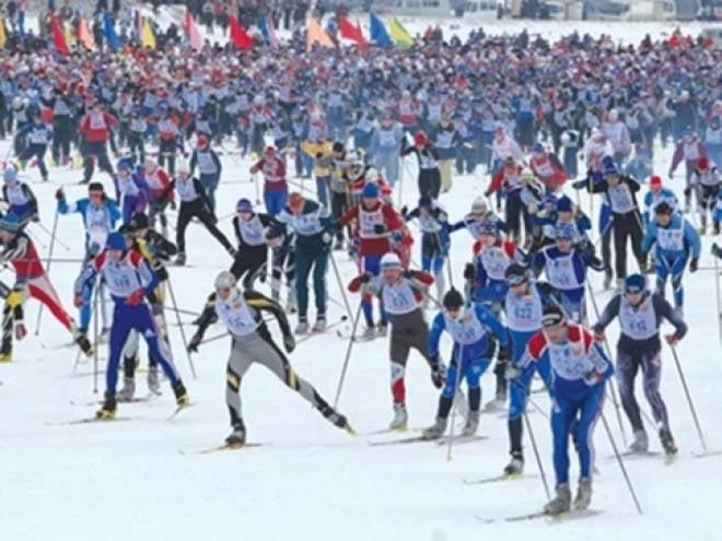 Мороз не отменит «Лыжню России» в Саранске