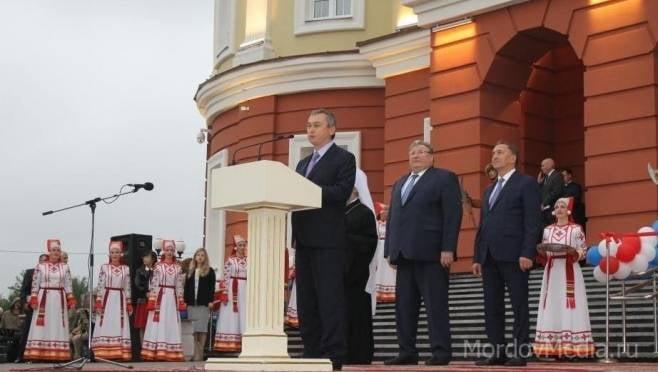 Замминистра культуры России восполнил пробелы своей родословной в Мордовии