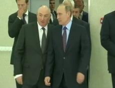 Вячеслав Моше Кантор приветствовал внимание Владимира Путина к вопросам сокращения ядерного арсенала